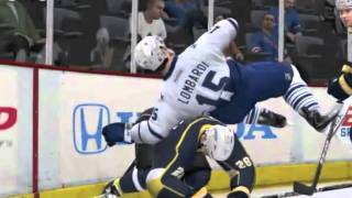 NHL 12: Top 5 Hits