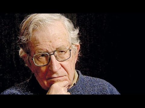 Noam Chomsky: Antifa Is 'A Major Gift To The Right'
