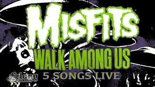 Misfits - Where Eagles Dare ft Zoli (ignite pennywise) + 20 eyes, Martian, Vampira, All Hell