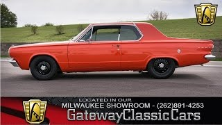 1965 Dodge Dart Now Featured in our Milwaukee Showroom #106-MWK