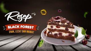 Download Video Membuat Black Forest & menghiasnya | By Yani Cakes #97 MP3 3GP MP4
