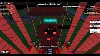 Roblox Ninja Warrior With LikeableLemon347 {HE CLEARED STAGE 4!}