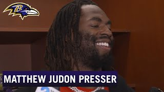 Matthew Judon: We Can't Relax | Baltimore Ravens