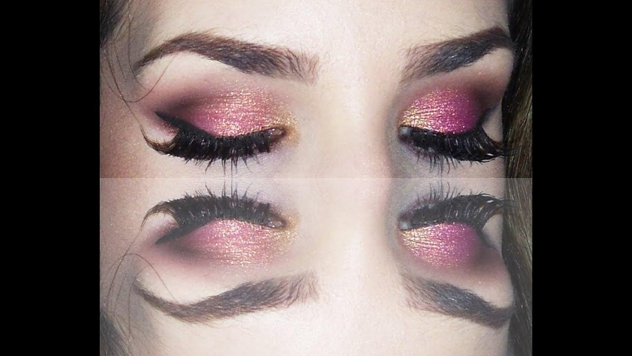 Maquillaje Pigmento rose (mac)/ Pigment rose mac makeup ...