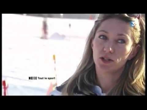 France 3 Tout le Sport - Déborah Anthonioz Mars 2011
