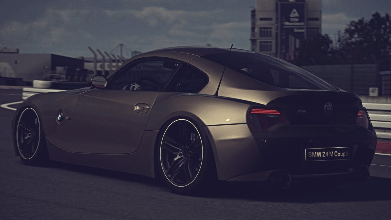 GT6 BMW Z4 M Coup 08  Exhaust Comparison  YouTube