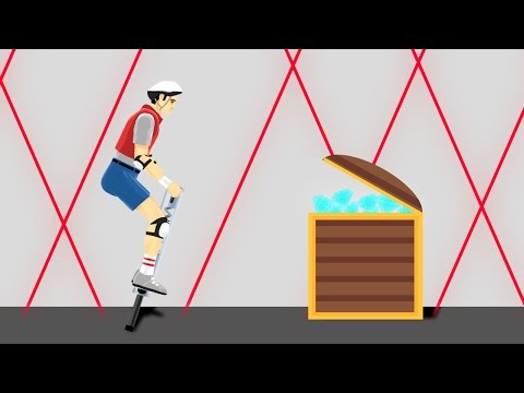 ROBBING A BANK IN HAPPY WHEELS!