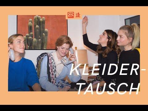 Kleidertausch   Meet the Makers: Kleiderei, Larissa, Pola, Julia, Marie