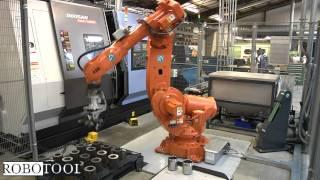 Maskinbetjening af CNC-maskine 1 / Tending of CNC manufacturing center nr. 1