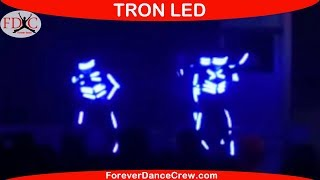 Trans TV Tron LED Dance Indonesia - Forever Dance Crew