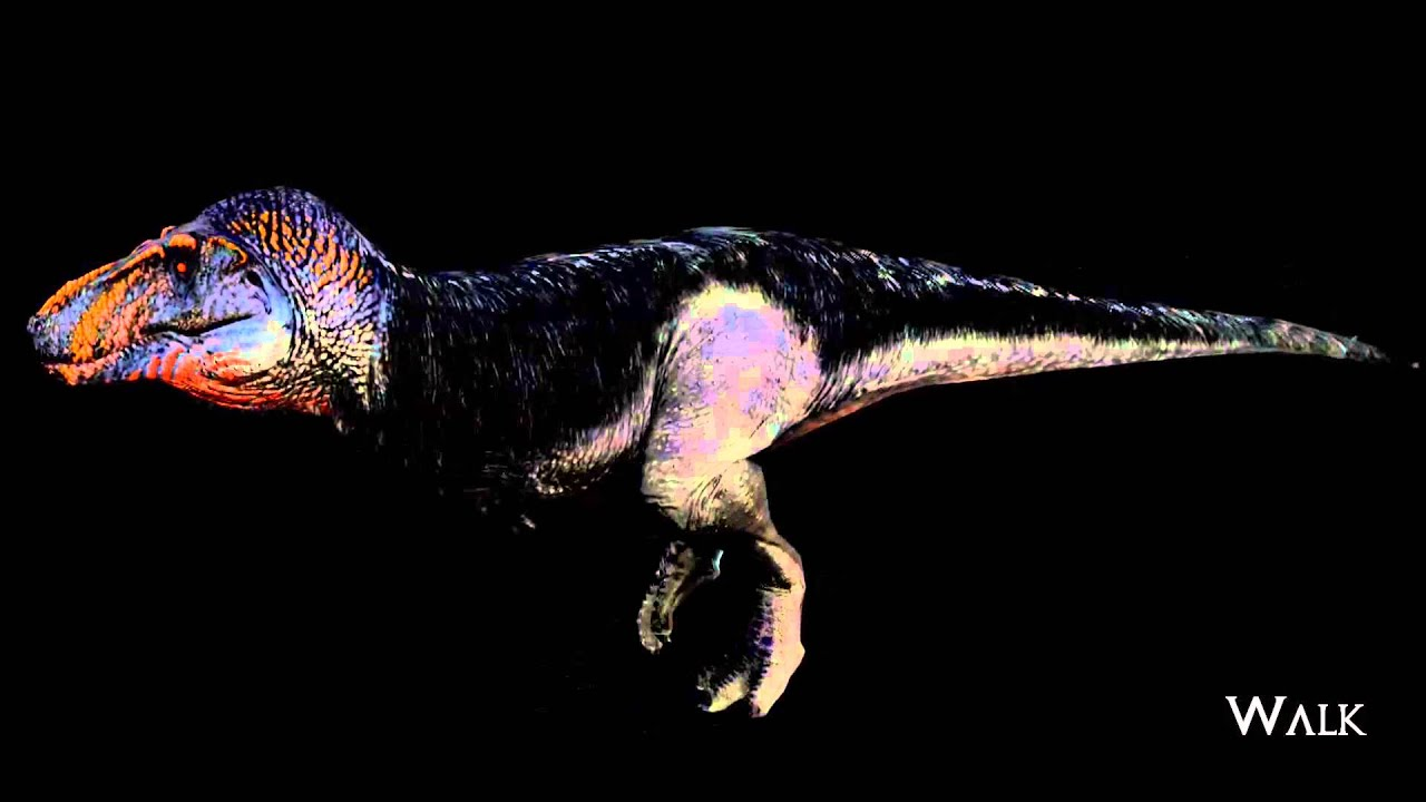 Saurian Tyrannosaurus Animations (WIP) - YouTube - photo#37
