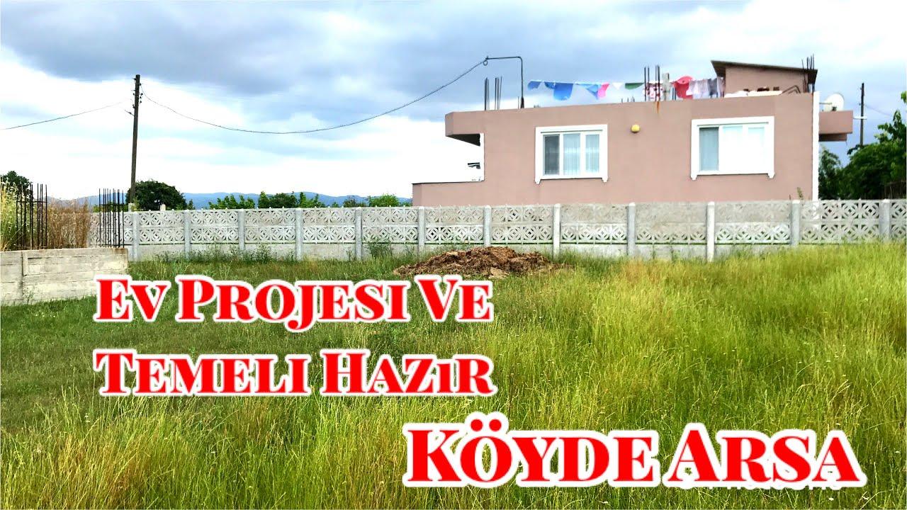 795 M2 Köy İçi Arsa Gönen Merkeze Sadece 2 Km Mesafede Altyapıları Mevcut Projesi Hazır (SATILDI)