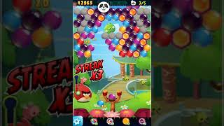 Angry Birds Stella Pop Level-2602 Non PowerUp Walkthrough For Android & iOS
