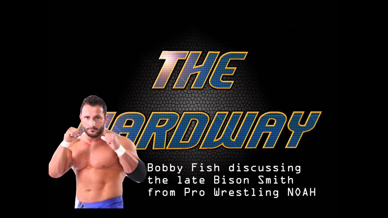 Bobby fish talks about the late bison smith from pro for I fish pro