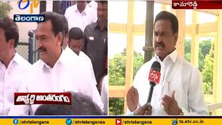TRS Govt Works Give Another Win To Me | Interview with Kamareddy TRS Candidate Gampa Govardhan