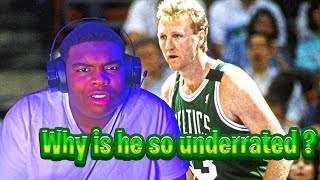 I DIDNT KNOW HE WAS THIS GOOD! Larry Bird ULTIMATE Mixtape! Nba Fan Reaction