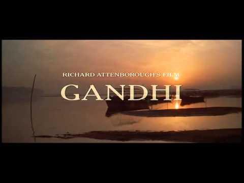 Ghandi   Película biográfica