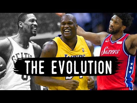 The Evolution of The Center Position in The NBA