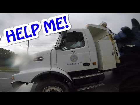 HELP ME Bro! | POURING RAIN! | Get OFF your PHONE!