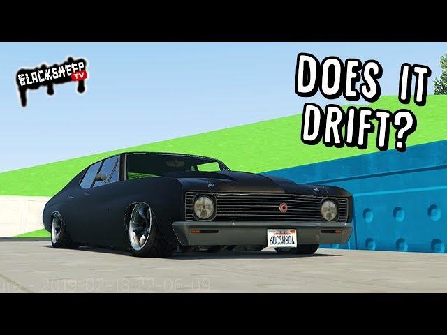 Does It Drift? - S2.E25 - Declasse Tulip - Classic American Muscle! - GTA 5 Online