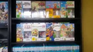 Wii U game collection october 2016