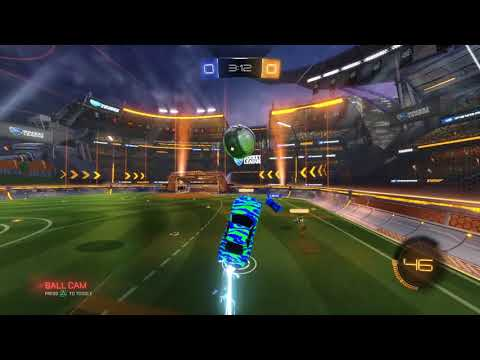 Rocket League Defence 2 Offence