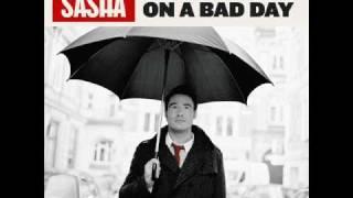 Sasha-Lipstick On The Mirror with lyrics