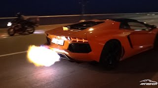 Top marques monaco 2016! supercar madness, flames, hypercars, burnouts!