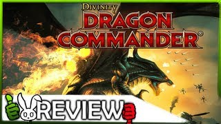 Divinity: Dragon Commander REVIEW - Haasty Review