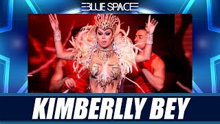 Blue Space Oficial - Kimberlly Bey e Ballet - 27.04.19
