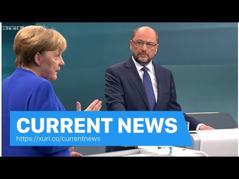 Current News - SPD party leader Tops the list of losers in 2017 in Germany-poll