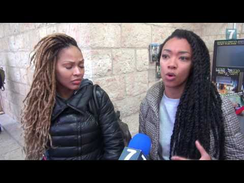 TV Stars: Trip to Israel was Life-Changing