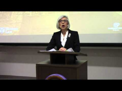 """Chief Justice McLachlin, """"Canadian Constitutionalism and the Ethic of Inclusion and Accommodation"""""""