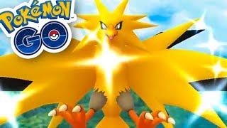 12 ELECTHOR⚡! 12 SHINY✨?? - Vlog Pokémon GO