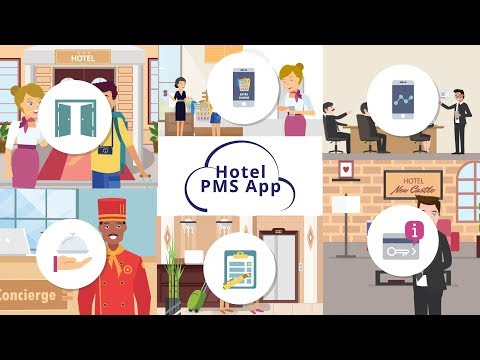 Hotel PMS Mobile App - Hotel Management System On your Smartphone