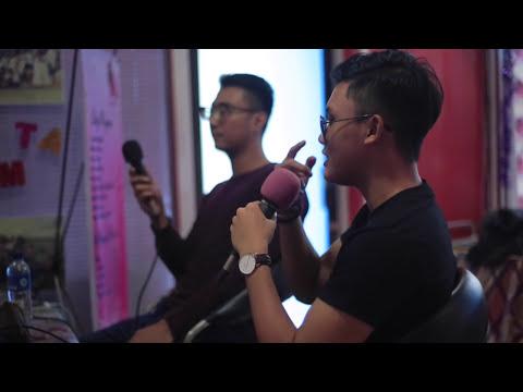 RFASVLOG - Digilir di radio Bali
