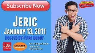 Barangay Love Stories January 13, 2011 Jeric