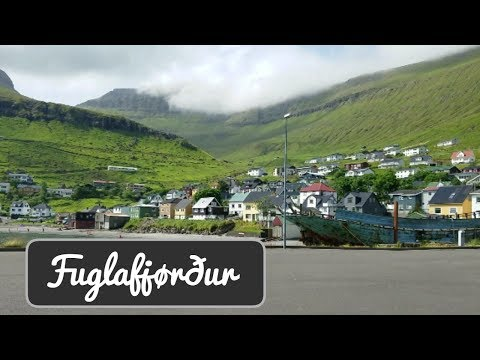 Our trip to Fuglafjørður, in the Faroe Islands!