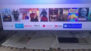 Samsung UE49MU8000 TV Unboxing