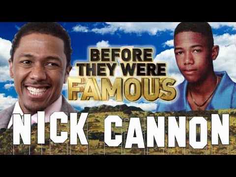NICK CANNON - Before They Were Famous - Wild N Out