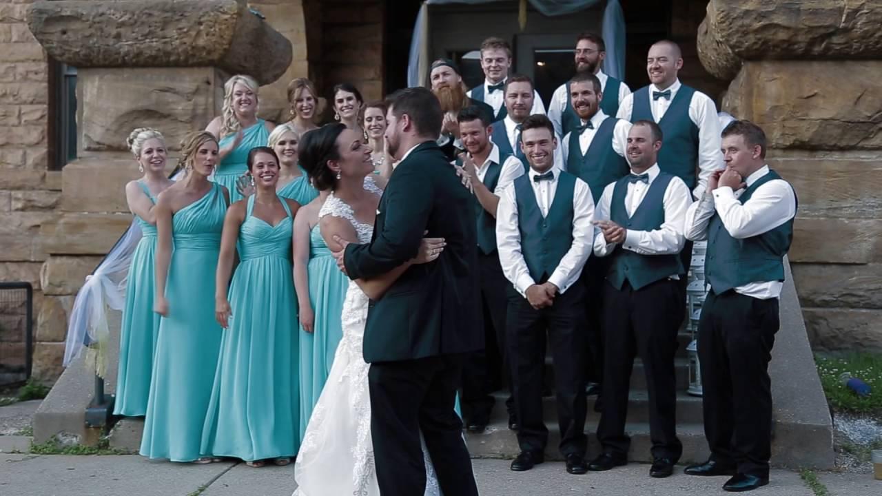 Wedding Videography Minneapolis Minnesota Wedding Highlights Youtube