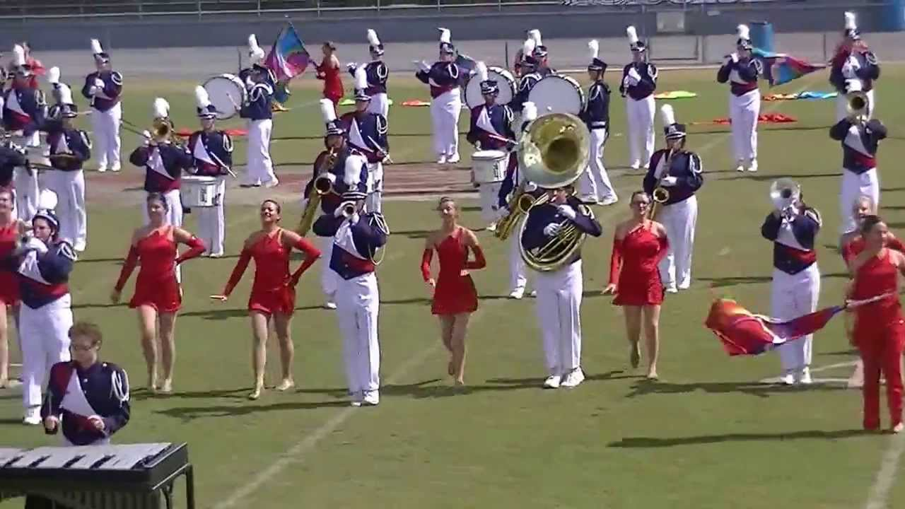 Brewer High School Marching Patriots Hartselle Competition ...