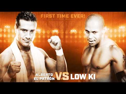 HOG Live Episode 4: Alberto El Patron vs Low Ki (HOG: With Glory Comes Pride)