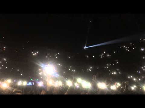 Linkin Park - Leave Out All the Rest @ Minsk, Belarus, 27 August 2015