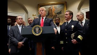 Is Trump's criminal justice plan 'rehabilitative and redemptive?'
