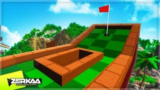 CHEAPEST MINIGOLF GAME ON STEAM! (My Golf)