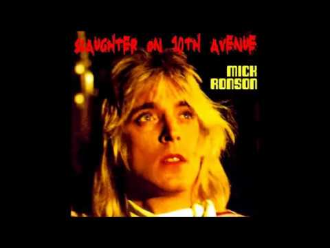 Mick Ronson - Music is Leathal