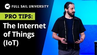 An Engineer's take on IoT and How it Will Define our Future | Full Sail University