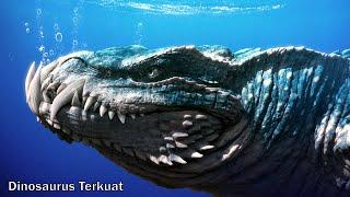 Download DINOSAURUS INI LEBIH MENYERAMKAN DARI T-REX (Daftar Dinosaurus Penguasa Bumi)
