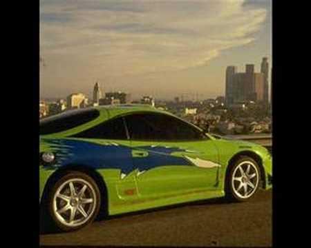The Fast and the Furious Soundtrack-Organic Audio-Nurega